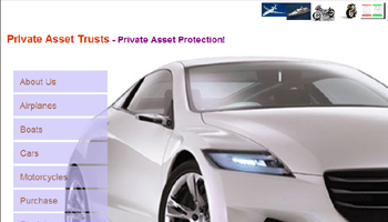 Private Asset Trusts website